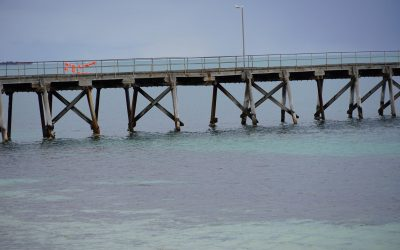 Port Hughes jetty closed